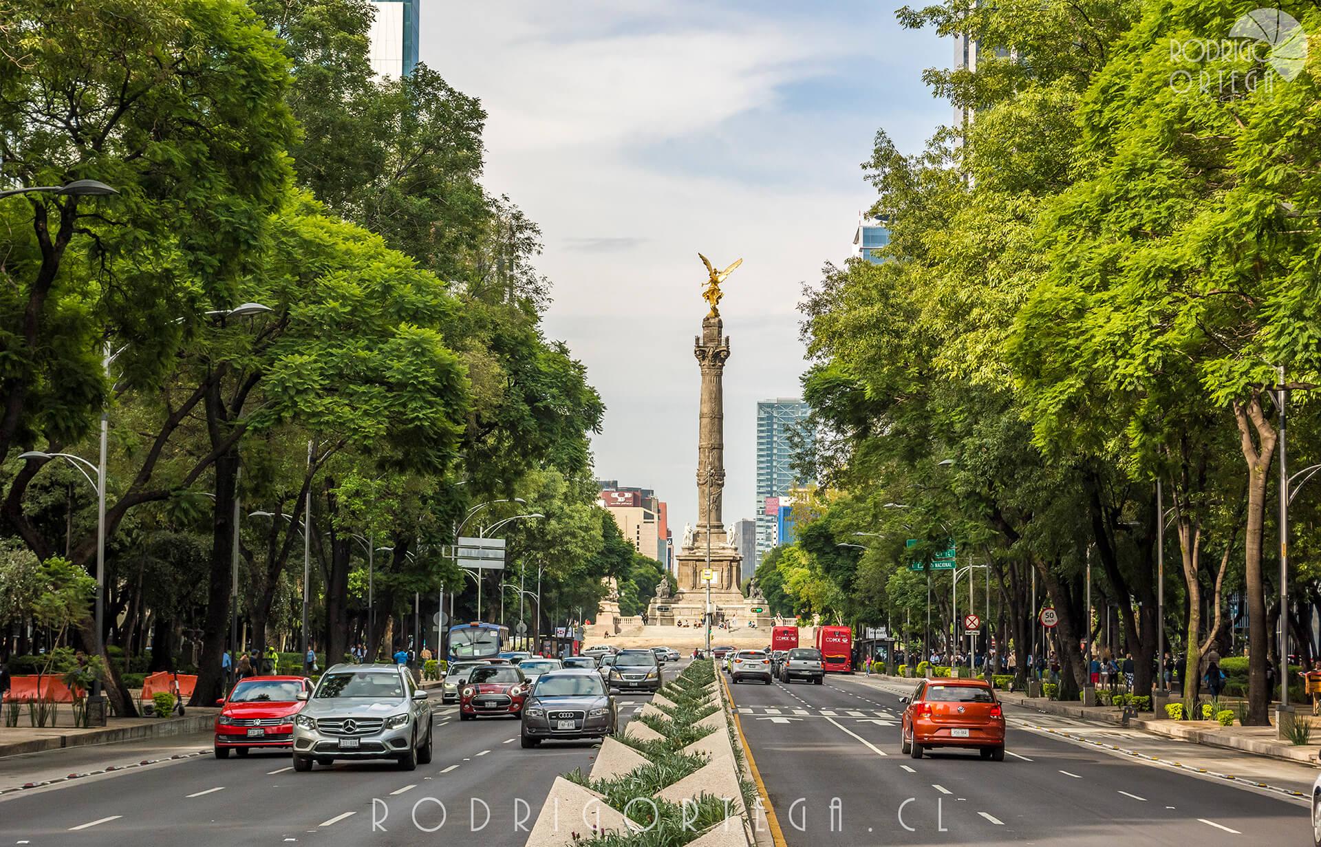 Paseo de la Reforma CDMX