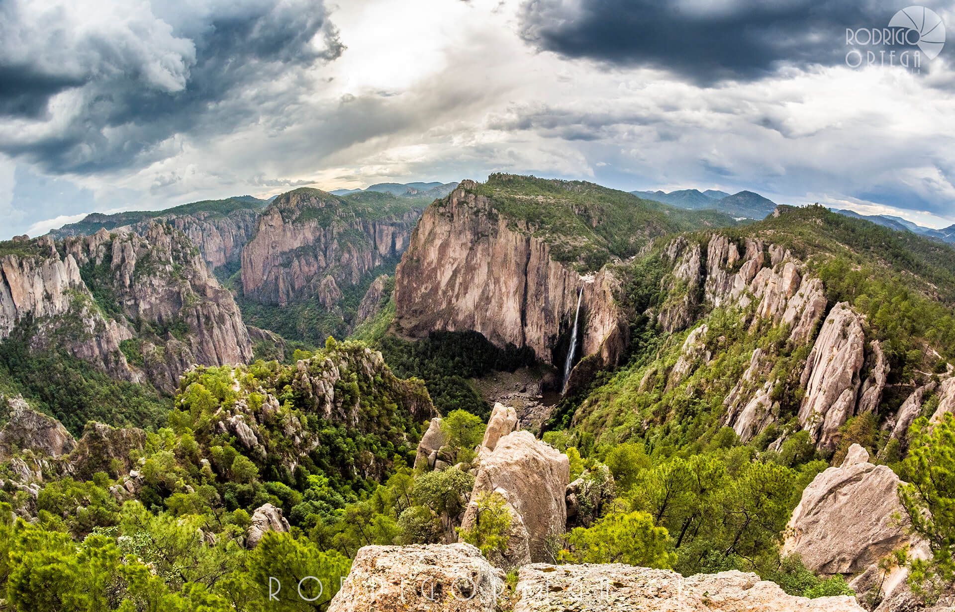Parque nacional Cascada de Basaseachi, Chihuahua